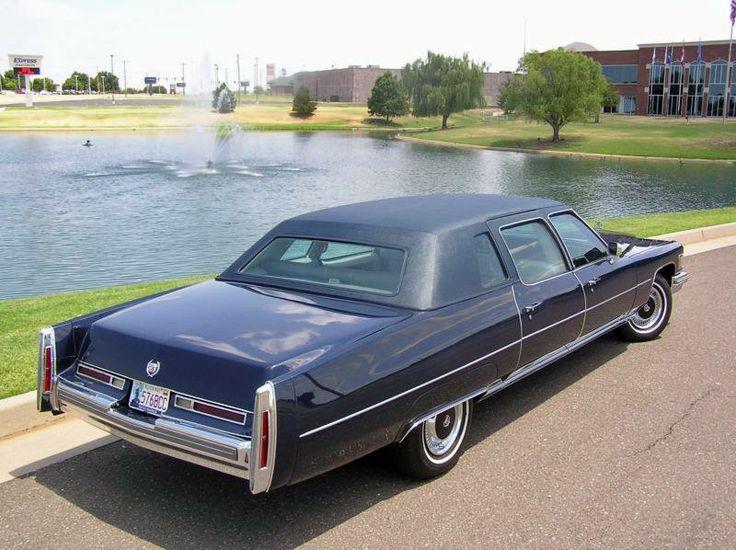 Cadillac Fleetwood 75 Series 1956 - 1976 Sedan #2