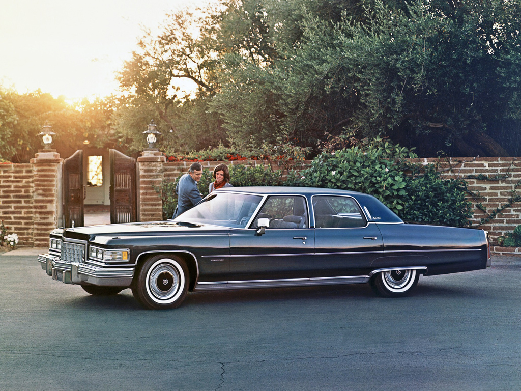 Cadillac Sixty Special X 1971 - 1976 Sedan #3