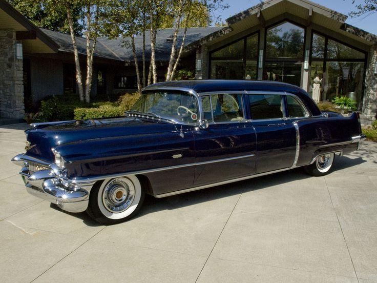 Cadillac Fleetwood 75 Series 1956 - 1976 Sedan #7