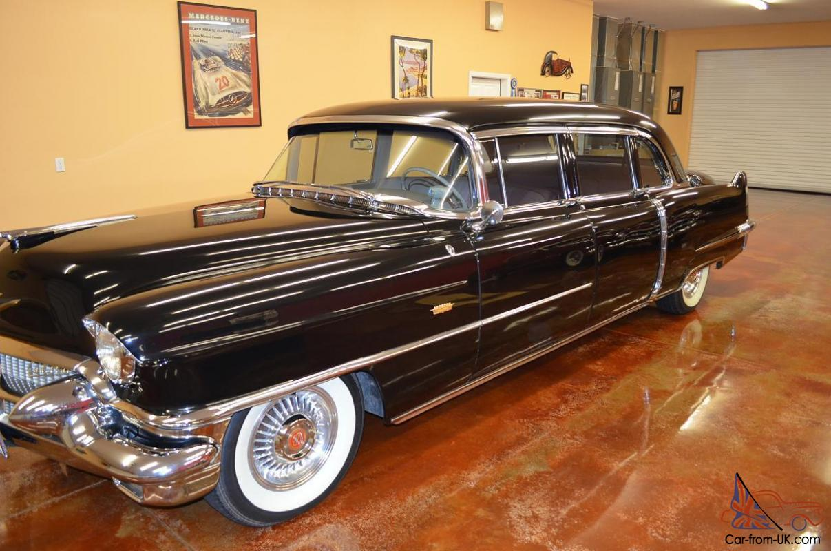Cadillac Fleetwood 75 Series 1956 - 1976 Sedan #5