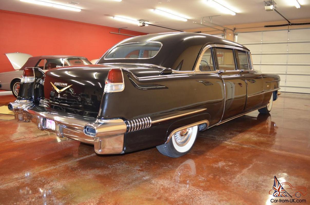 Cadillac Fleetwood 75 Series 1956 - 1976 Sedan #6