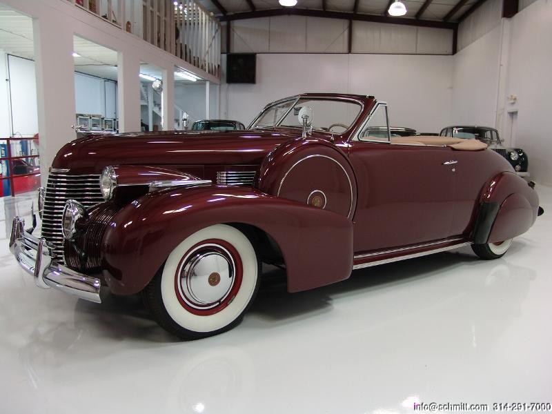 Cadillac Series 62 I 1940 - 1941 Cabriolet #3