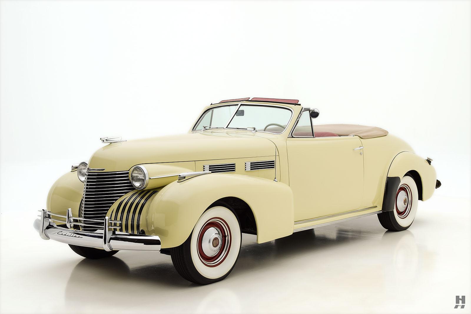Cadillac Series 62 I 1940 - 1941 Cabriolet #2