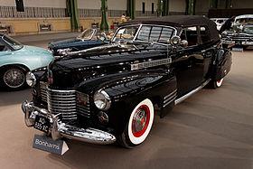 Cadillac Series 62 I 1940 - 1941 Cabriolet #8