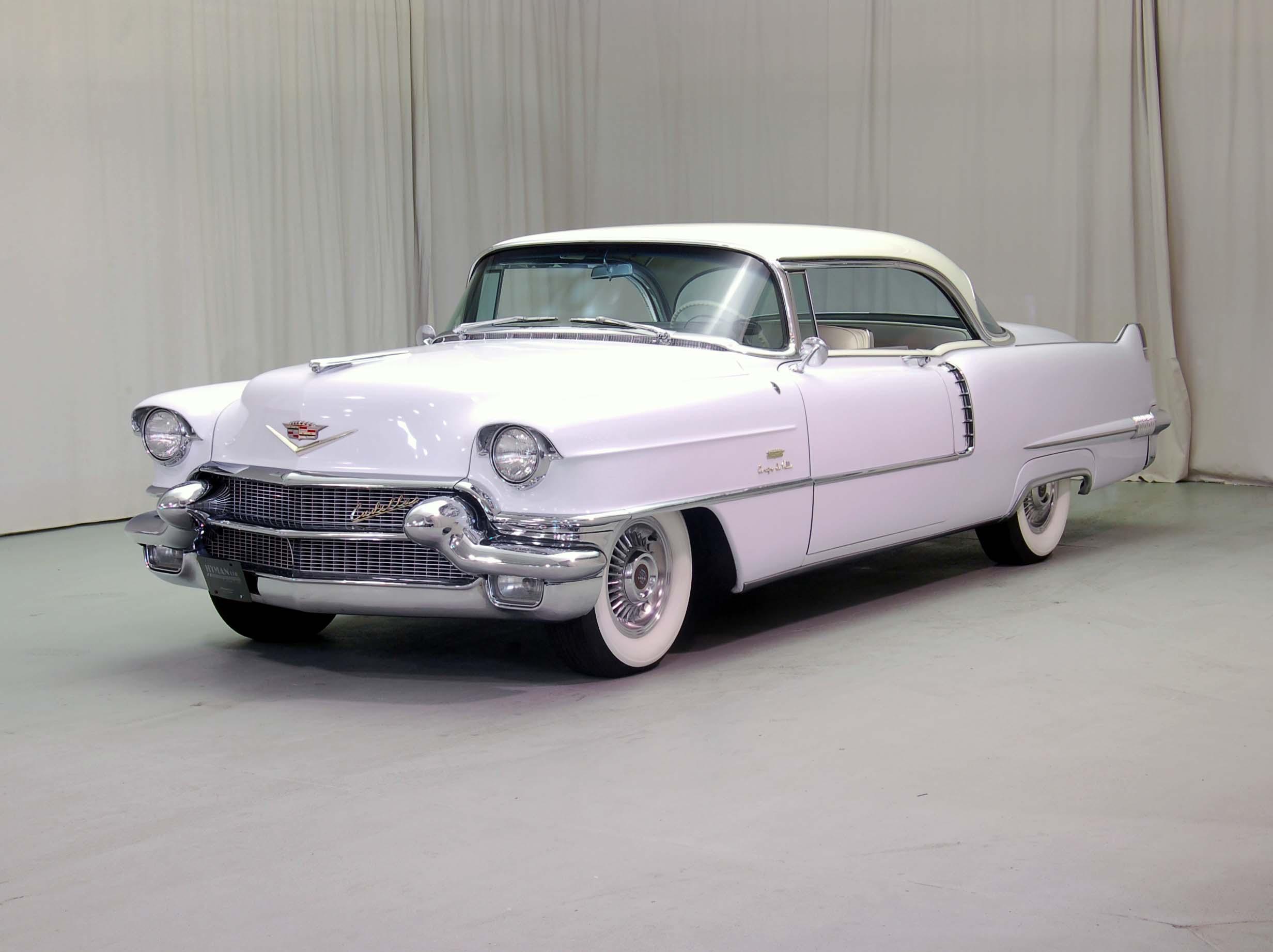 Cadillac Series 62 IV 1954 - 1956 Coupe-Hardtop #2