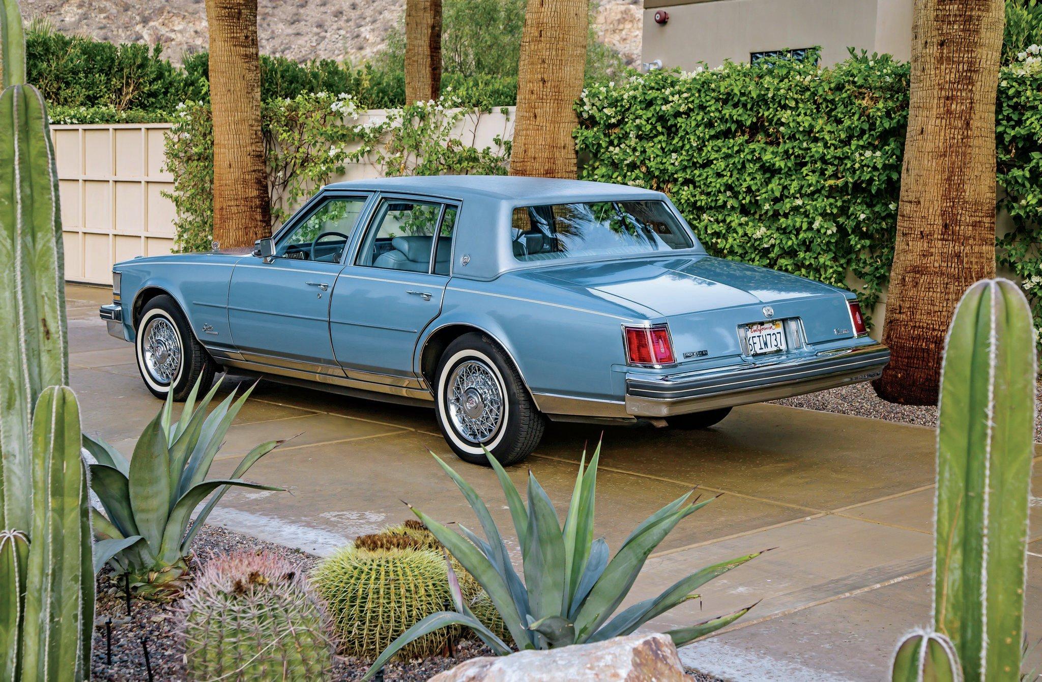 Cadillac Seville I 1975 - 1979 Sedan #3