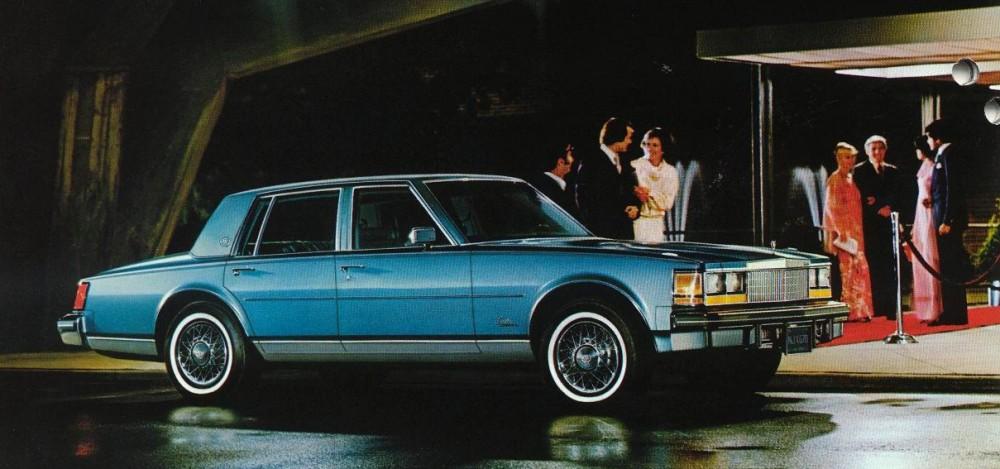 Cadillac Seville I 1975 - 1979 Sedan #2