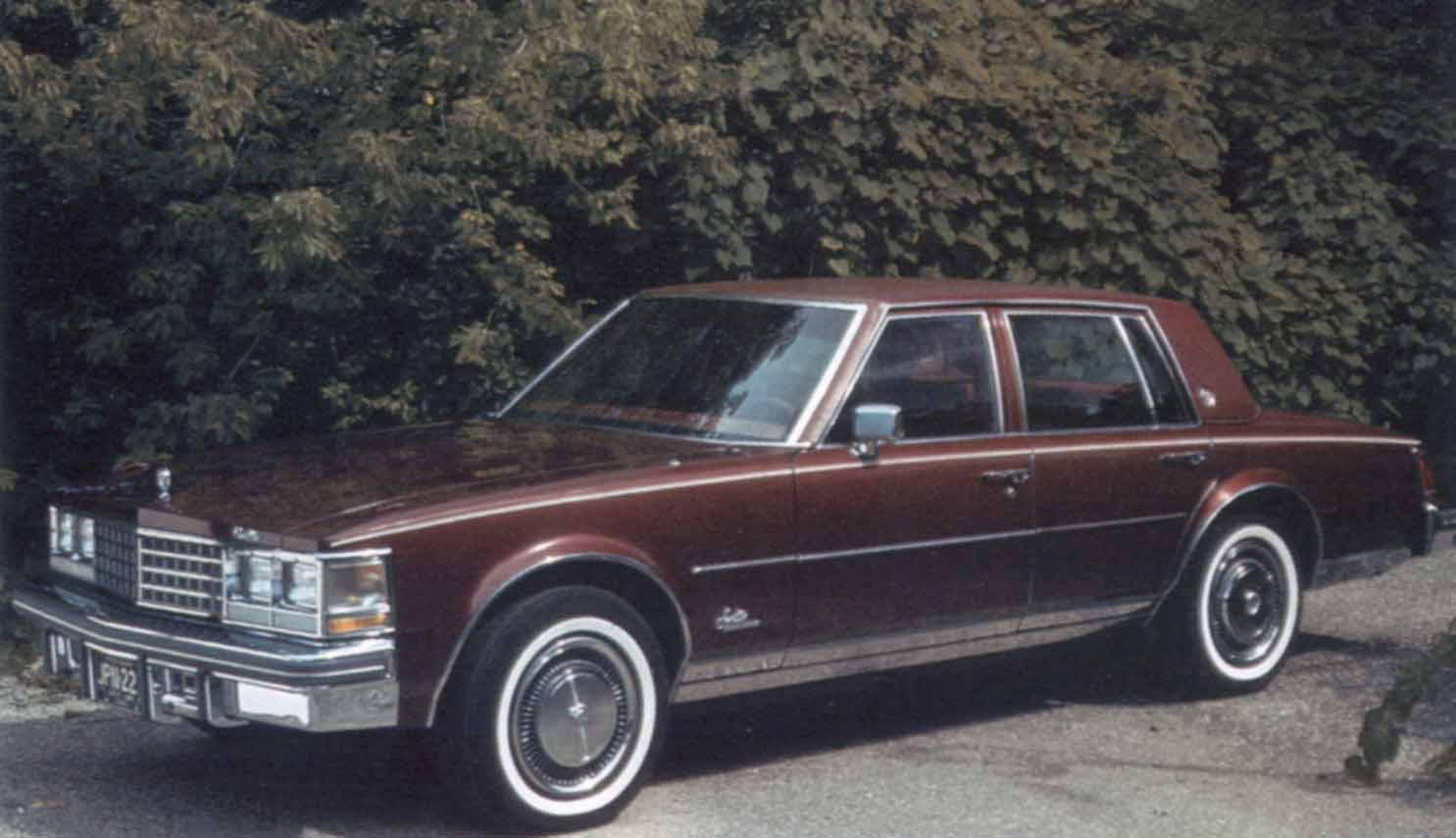 Cadillac Seville I 1975 - 1979 Sedan #1