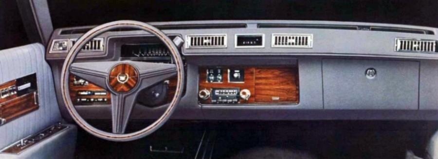 Cadillac Seville I 1975 - 1979 Sedan #8