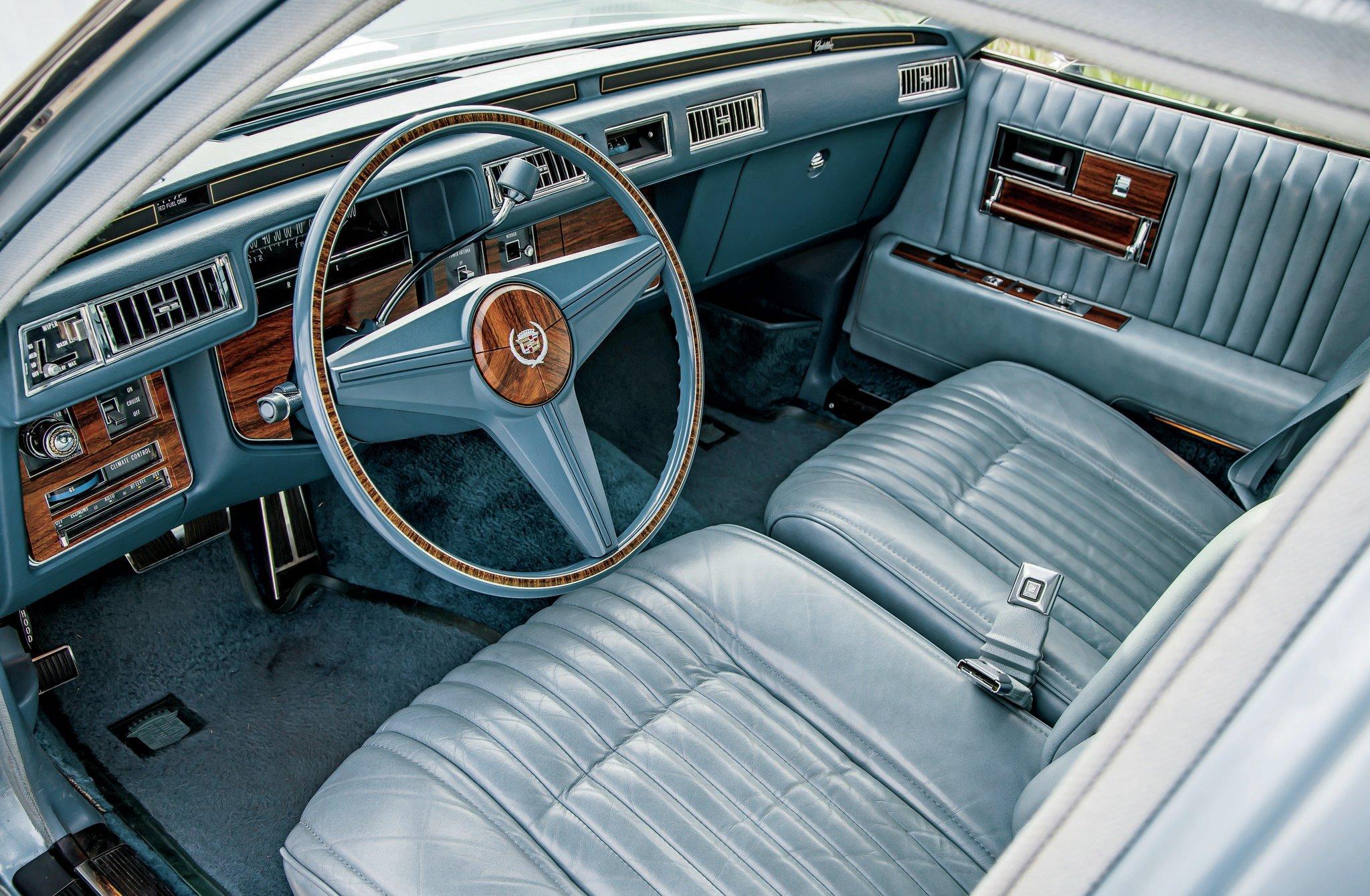 Cadillac Seville I 1975 - 1979 Sedan #6