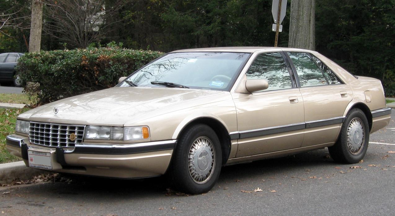 Cadillac Seville IV 1992 - 1997 Sedan :: OUTSTANDING CARS