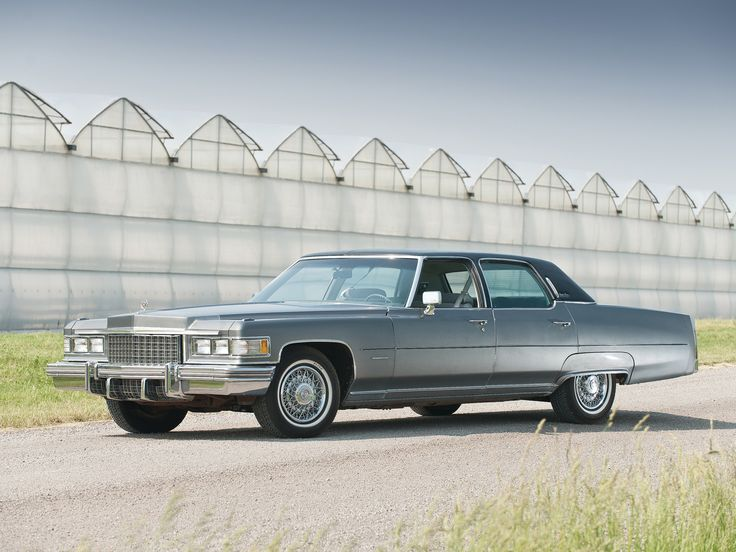 Cadillac Sixty Special X 1971 - 1976 Sedan #1