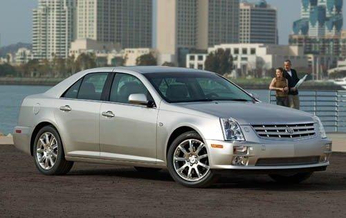 Cadillac STS I 2005 - 2007 Sedan #3