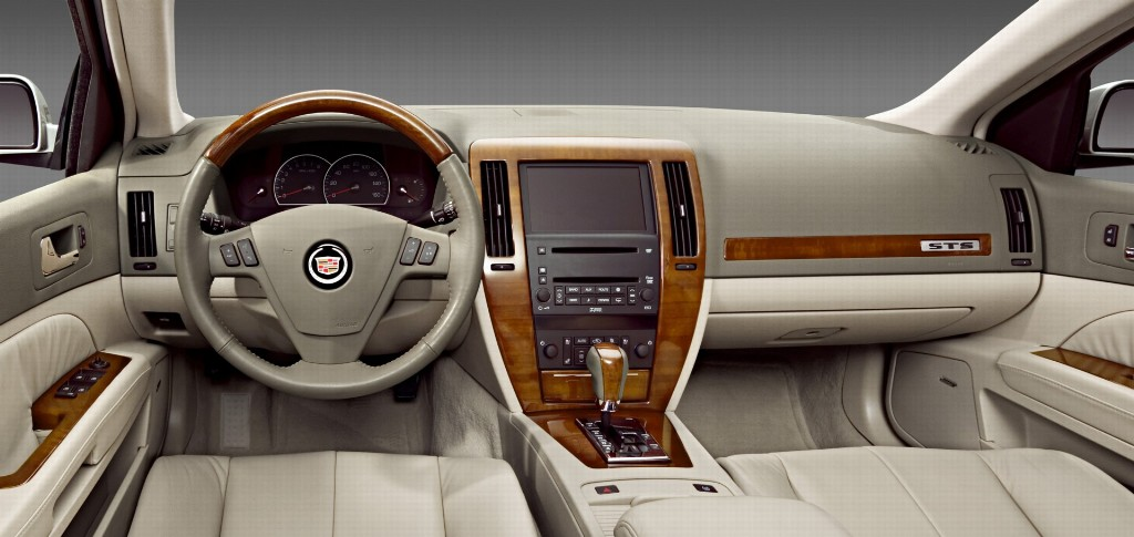 Cadillac STS I 2005 - 2007 Sedan :: OUTSTANDING CARS