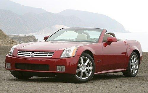 Cadillac XLR 2003 - 2009 Roadster #7