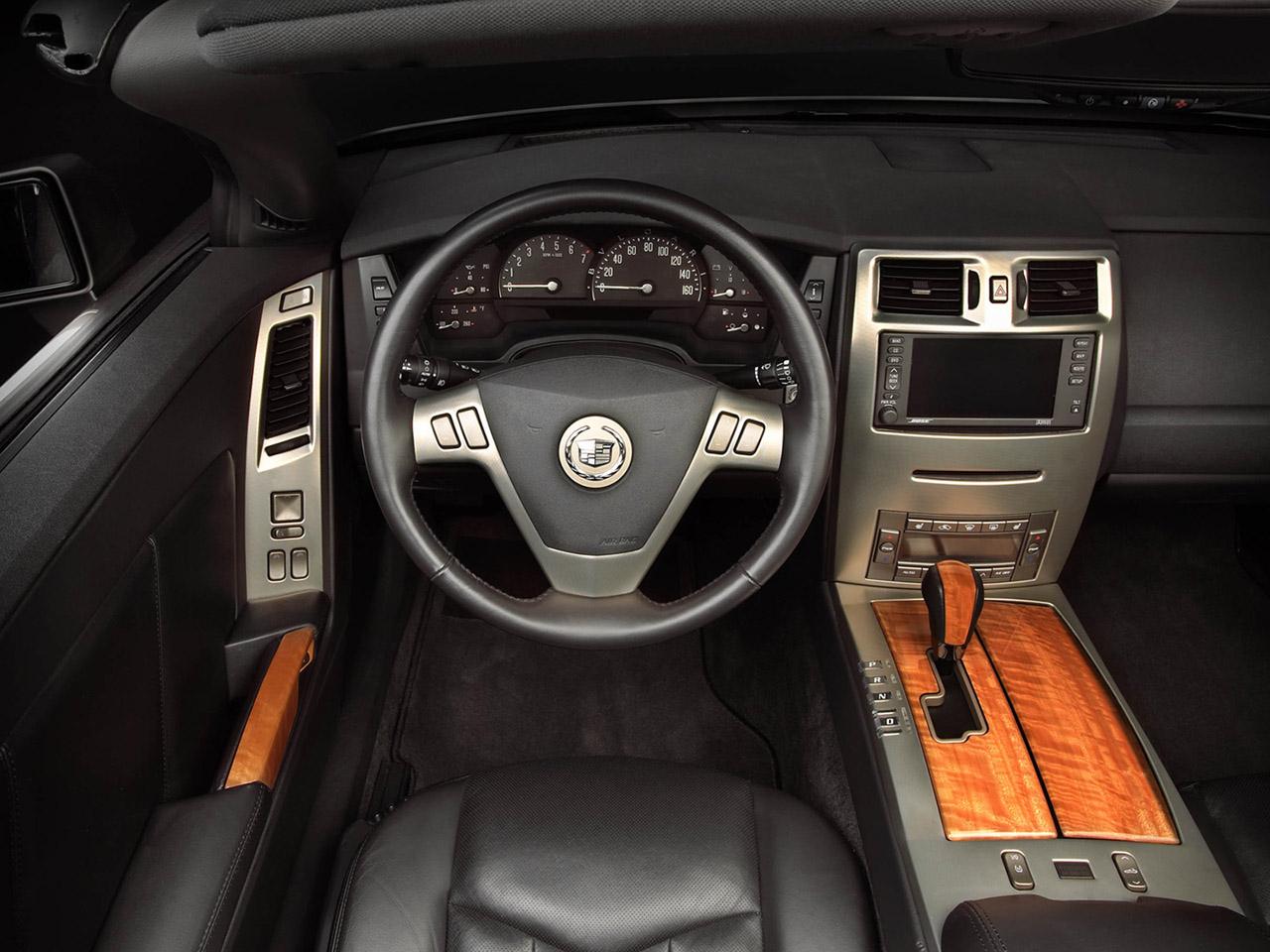Cadillac XLR 2003 - 2009 Roadster #8