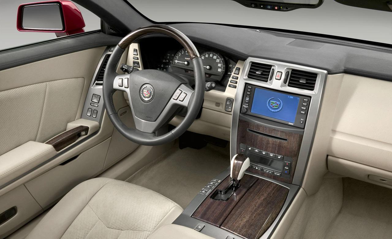Cadillac XLR 2003 - 2009 Roadster #6