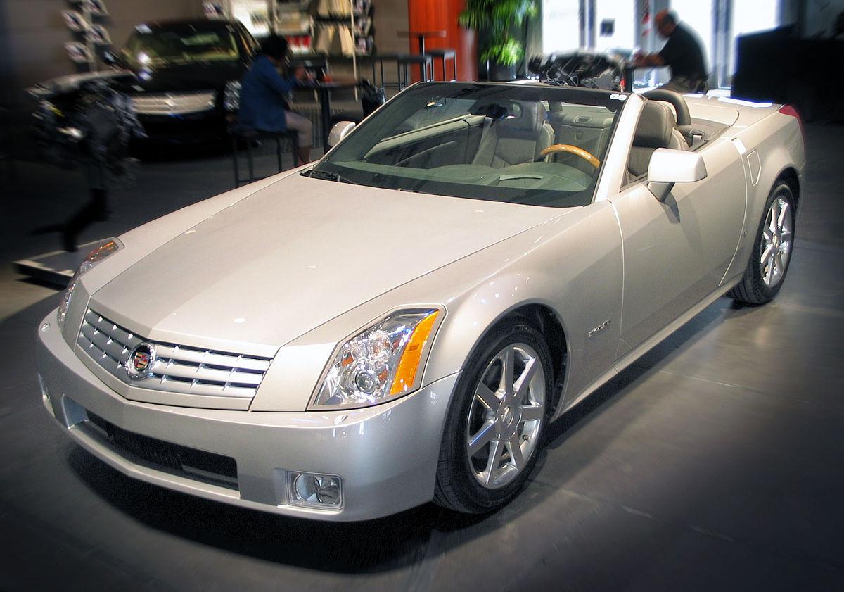 Cadillac XLR 2003 - 2009 Roadster #5
