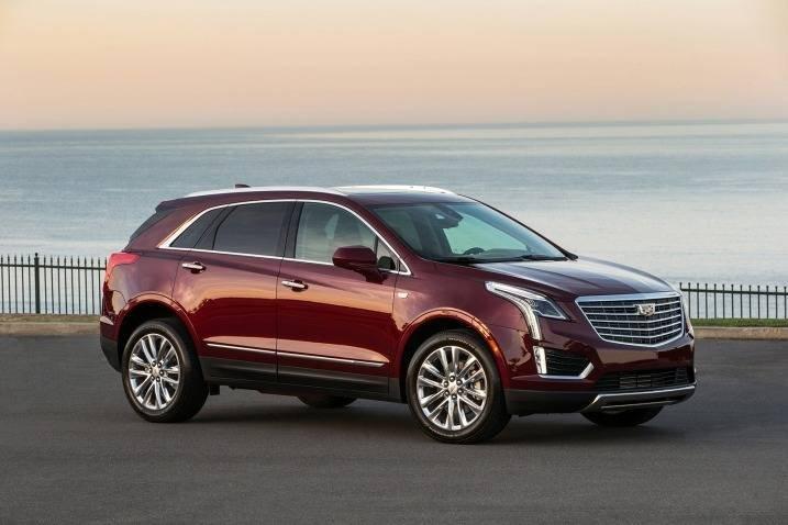 Cadillac XT5 2016 - now SUV 5 door :: OUTSTANDING CARS