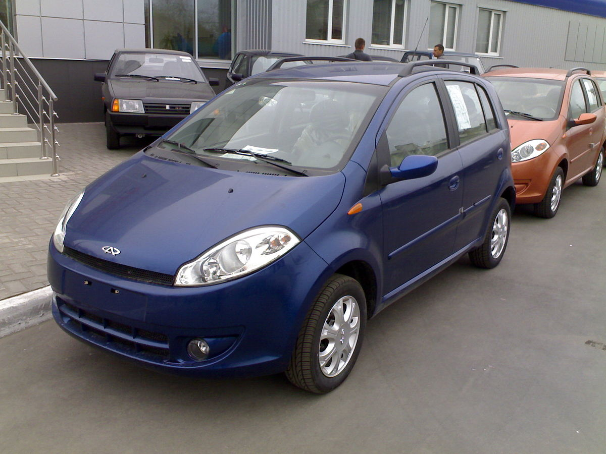 Chery Kimo (A1) 2007 - 2013 Hatchback 5 door #8 & Chery Kimo (A1) 2007 - 2013 Hatchback 5 door :: OUTSTANDING CARS