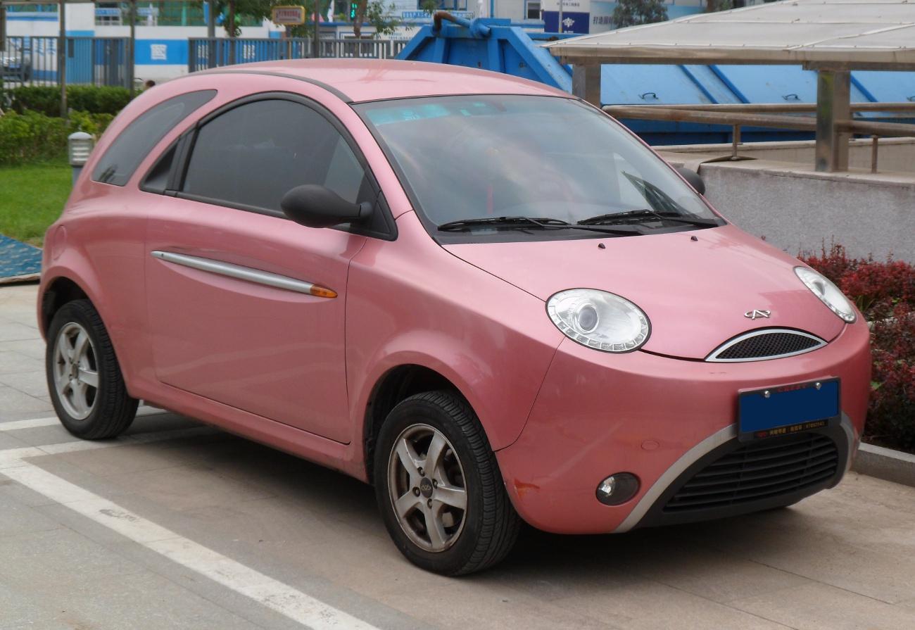 Chery QQme I 2009 - 2011 Hatchback 3 door #6