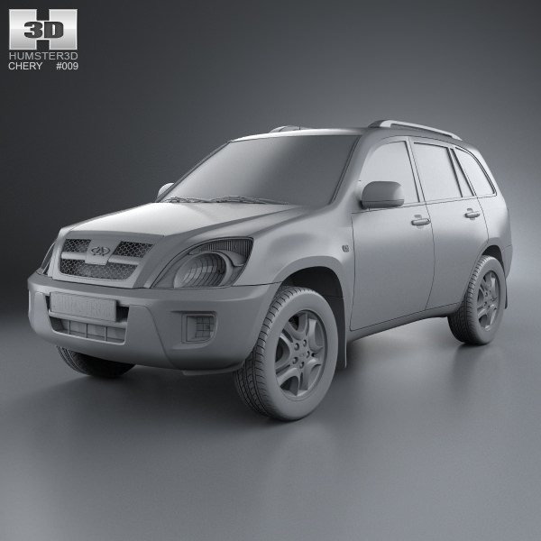Vortex Tingo I 2011 - 2012 SUV 5 door #8