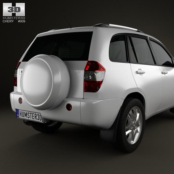 Vortex Tingo I 2011 - 2012 SUV 5 door #7
