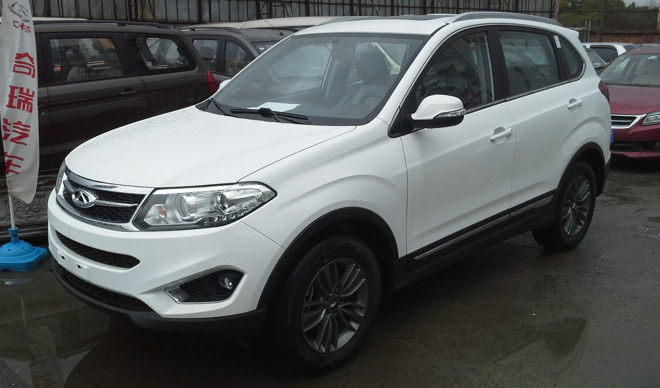 Vortex Tingo I (FL) 2012 - 2014 SUV 5 door #8