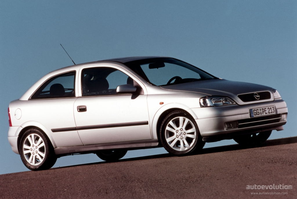 Opel Astra OPC G 1999 - 2001 Hatchback 3 door #1 & Opel Astra OPC G 1999 - 2001 Hatchback 3 door :: OUTSTANDING CARS