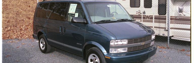 Chevrolet Astro 1985 - 2005 Minivan #2