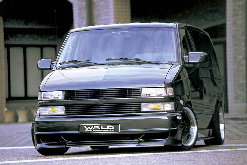 Chevrolet Astro 1985