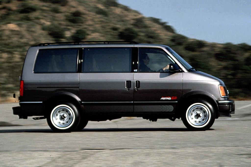 Chevrolet Astro 1985 - 2005 Minivan #5