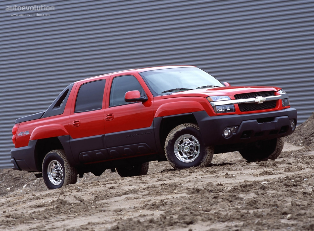 Chevrolet Avalanche I 2001 - 2006 Pickup #4