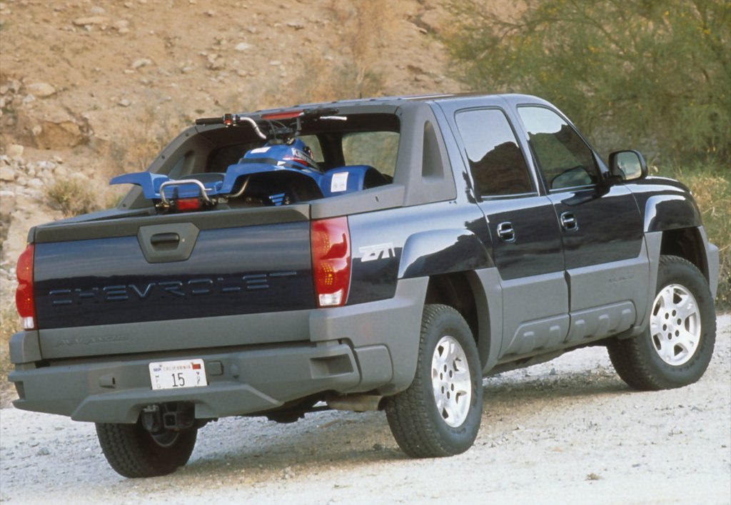 Chevrolet Avalanche I 2001 - 2006 Pickup #1