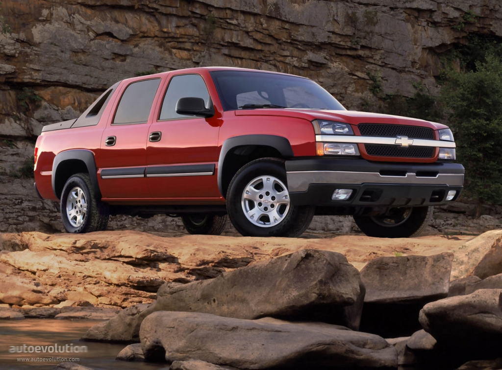 Chevrolet Avalanche I 2001 - 2006 Pickup #3