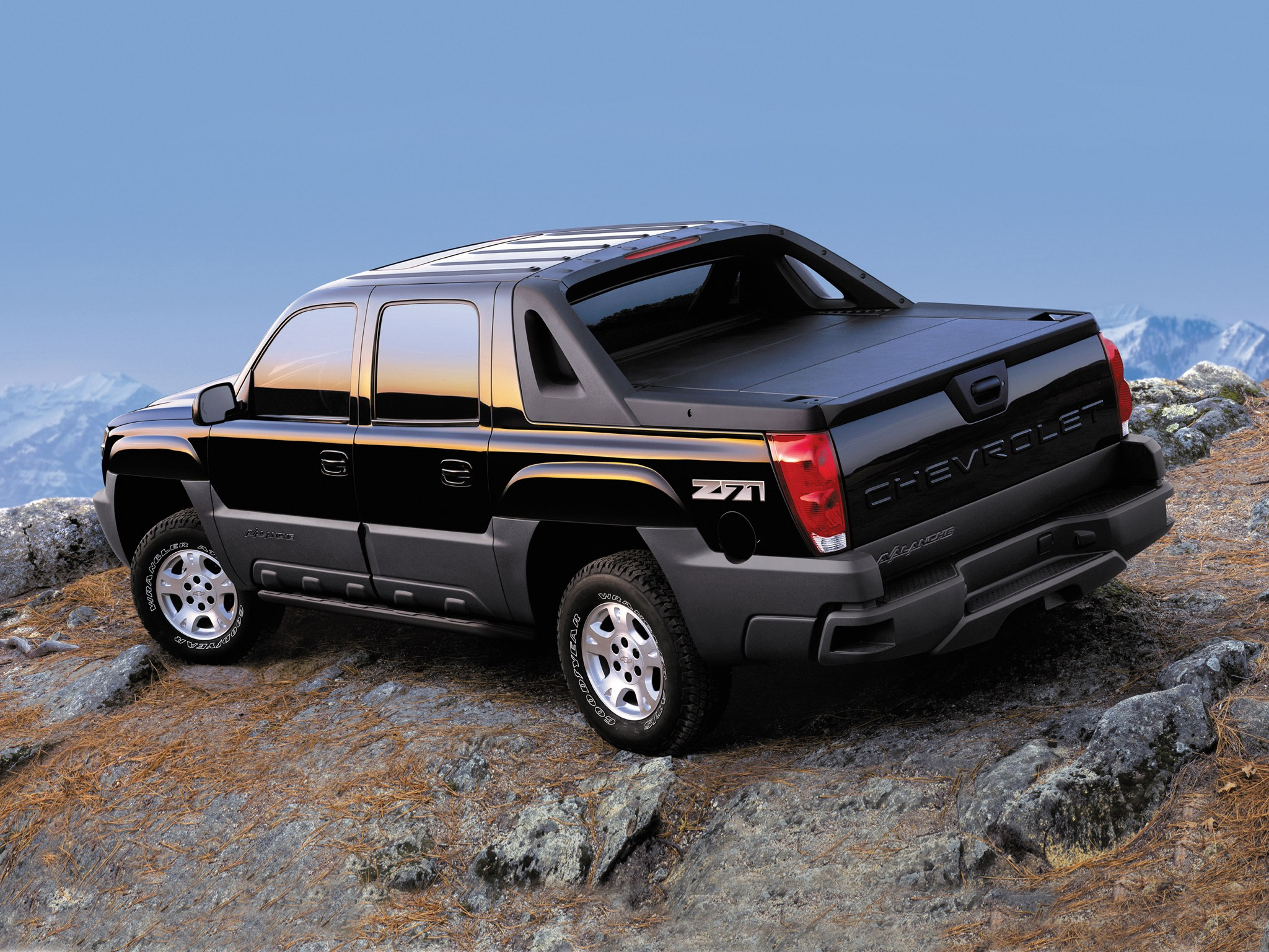 Chevrolet Avalanche I 2001 - 2006 Pickup #6