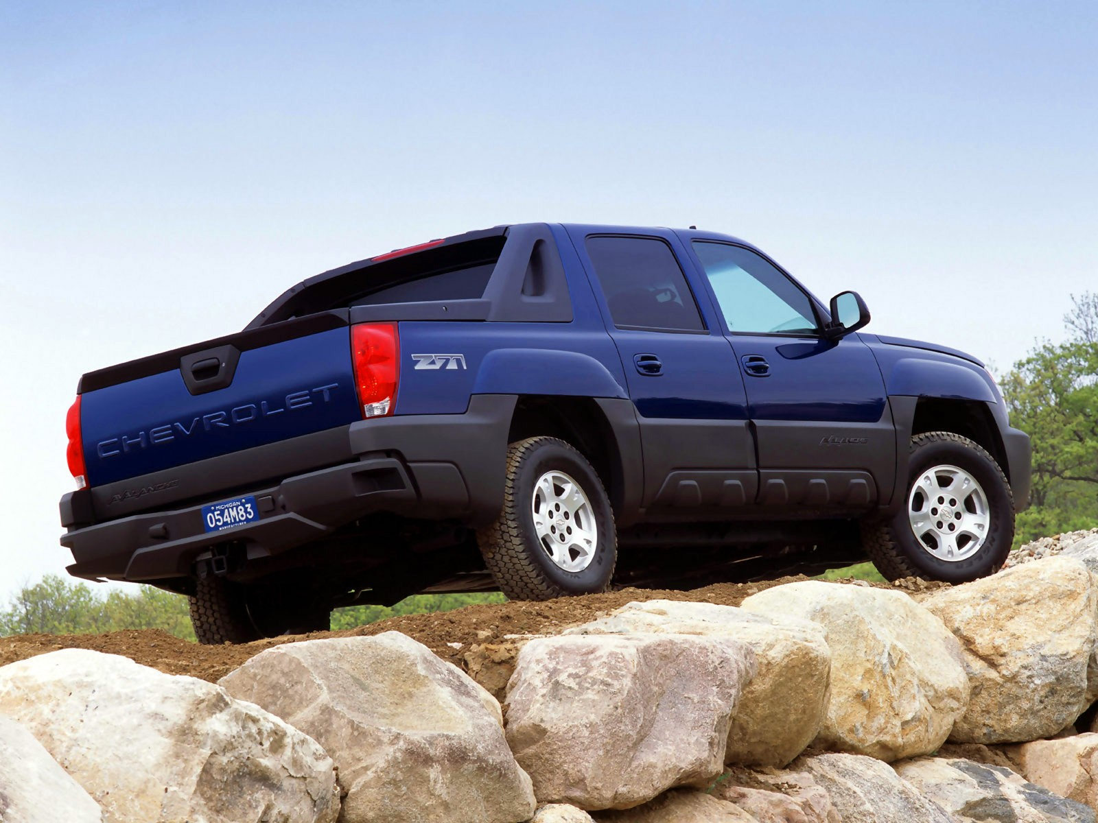 Chevrolet Avalanche I 2001 - 2006 Pickup #5