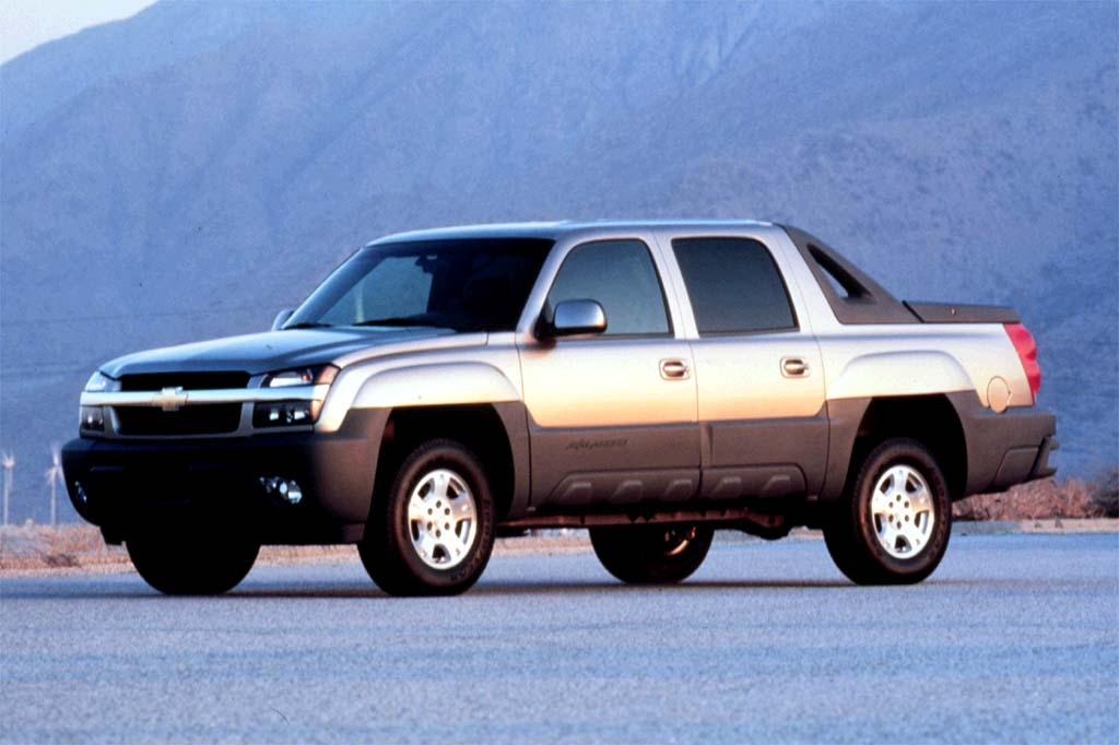 Chevrolet Avalanche I 2001 - 2006 Pickup #7