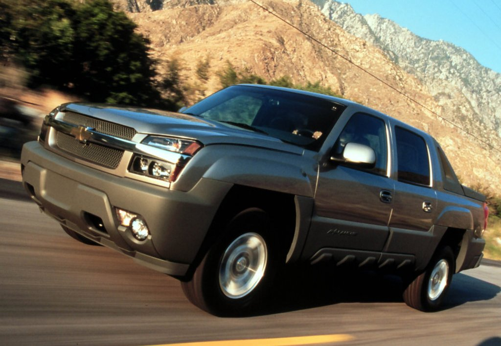 Chevrolet Avalanche I 2001 - 2006 Pickup #2