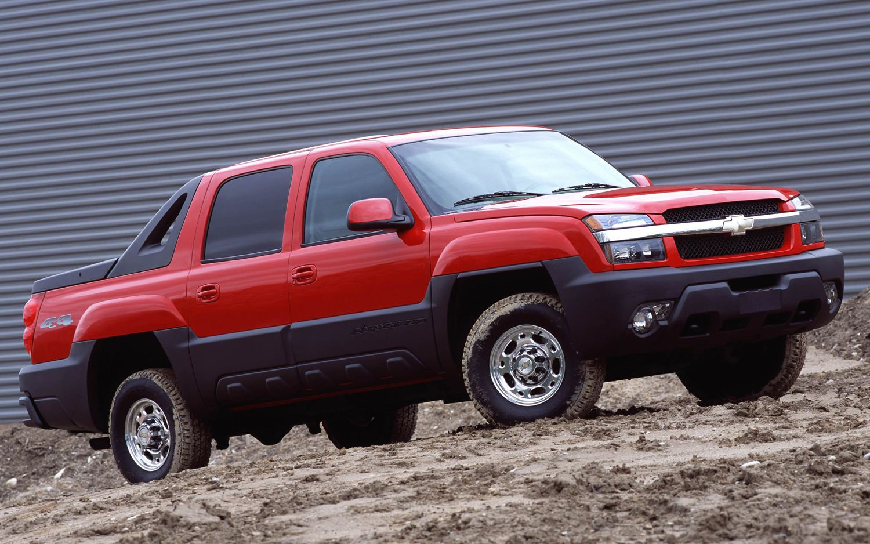 Chevrolet Avalanche II 2006 - 2013 Pickup #1