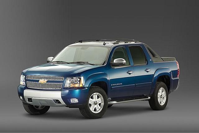 Chevrolet Avalanche II 2006 - 2013 Pickup #2