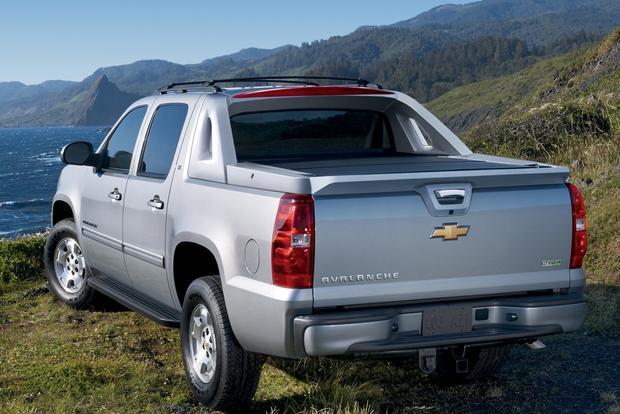 Chevrolet Avalanche II 2006 - 2013 Pickup #3