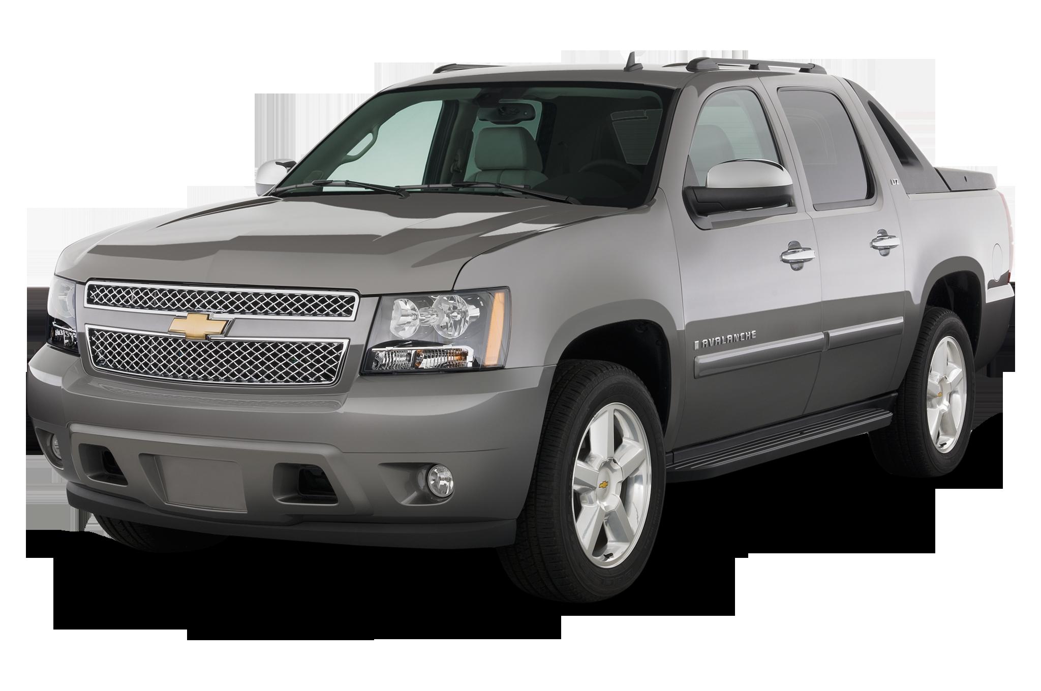 Chevrolet Avalanche II 2006 - 2013 Pickup #5