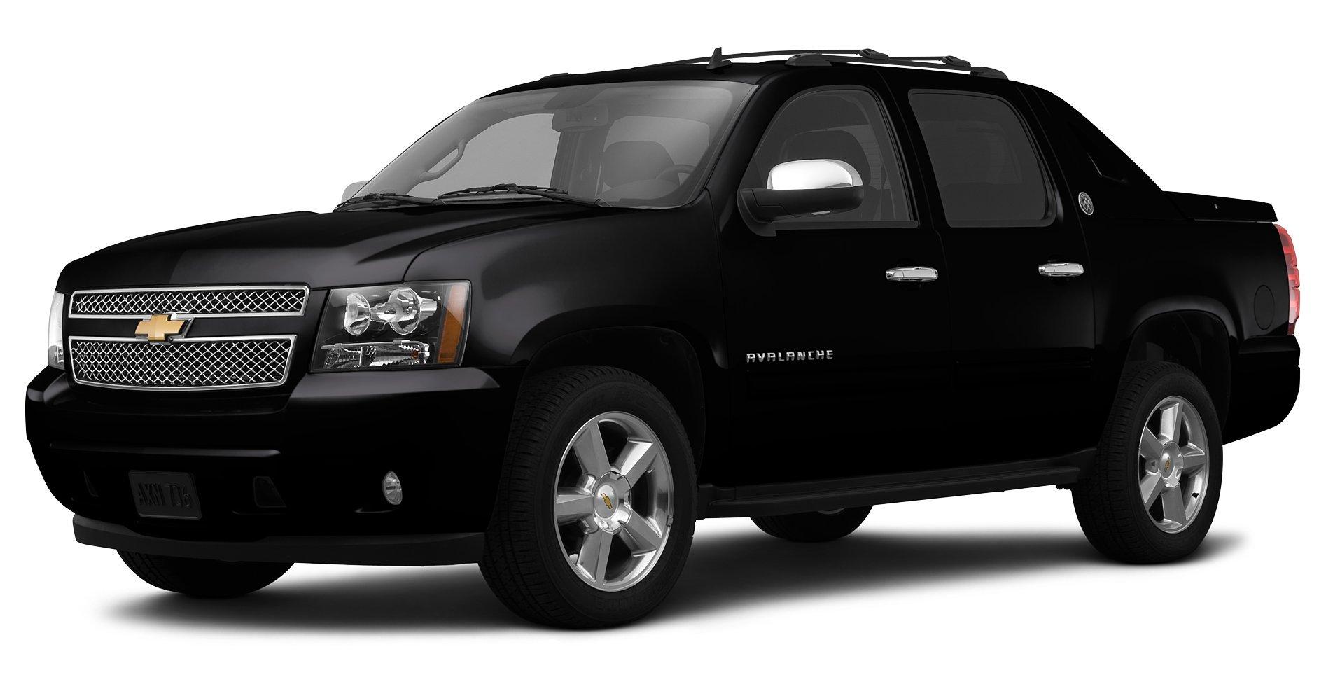 Chevrolet Avalanche II 2006 - 2013 Pickup #7