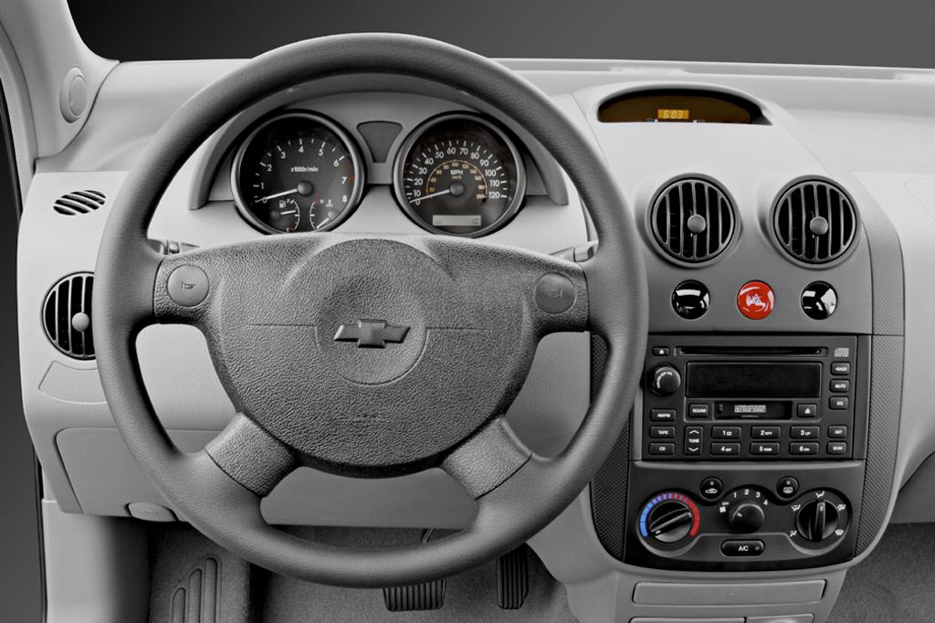 2011 chevy aveo hatchback specs