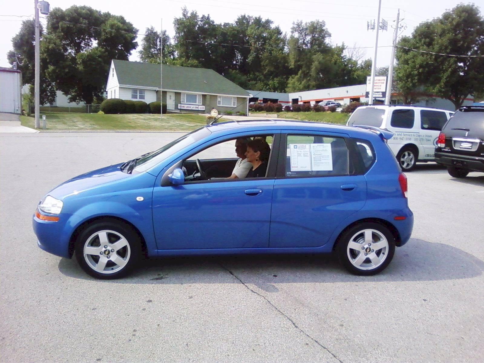 Kelebihan Kekurangan Chevrolet Aveo 2006 Review