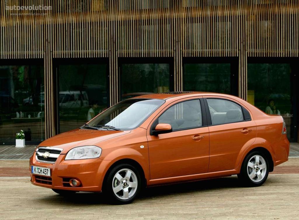 Chevrolet Lanos I 2005 - 2009 Sedan #1