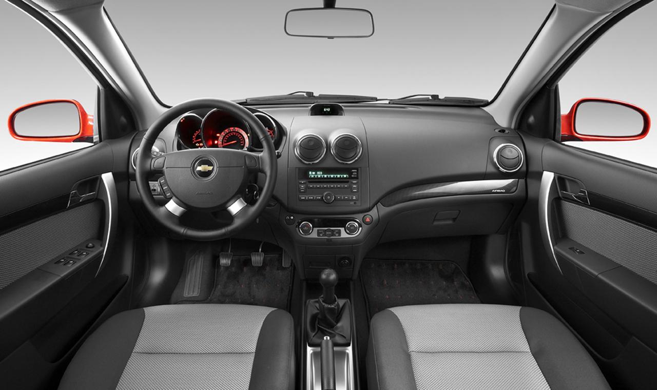 Chevrolet Aveo II 2011 - now Hatchback 5 door #7