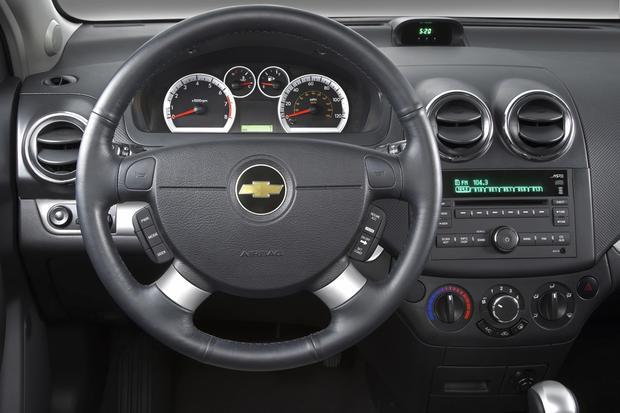 Chevrolet Aveo II 2011 - now Hatchback 5 door #8