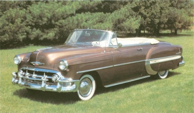 Chevrolet Bel Air I 1949 - 1954 Cabriolet #4